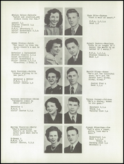 Page 8, 1948 Edition, Chesaning Union High School - Indian Yearbook (Chesaning, MI) online yearbook collection