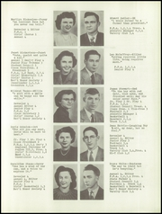 Page 9, 1948 Edition, Chesaning Union High School - Indian Yearbook (Chesaning, MI) online yearbook collection