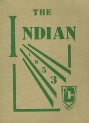 1953 Edition, Chesaning Union High School - Indian Yearbook (Chesaning, MI)