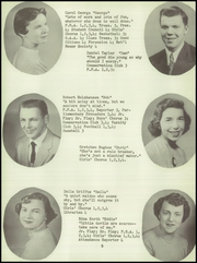 Page 10, 1955 Edition, Chesaning Union High School - Indian Yearbook (Chesaning, MI) online yearbook collection