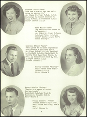 Page 11, 1955 Edition, Chesaning Union High School - Indian Yearbook (Chesaning, MI) online yearbook collection