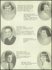 Page 12, 1955 Edition, Chesaning Union High School - Indian Yearbook (Chesaning, MI) online yearbook collection
