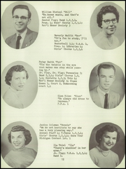 Page 14, 1955 Edition, Chesaning Union High School - Indian Yearbook (Chesaning, MI) online yearbook collection