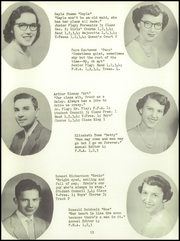 Page 15, 1955 Edition, Chesaning Union High School - Indian Yearbook (Chesaning, MI) online yearbook collection