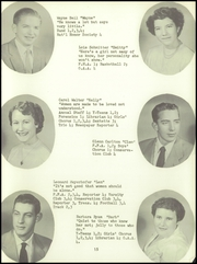Page 17, 1955 Edition, Chesaning Union High School - Indian Yearbook (Chesaning, MI) online yearbook collection