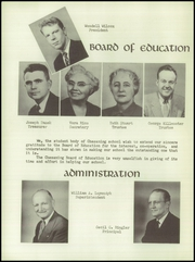 Page 4, 1955 Edition, Chesaning Union High School - Indian Yearbook (Chesaning, MI) online yearbook collection