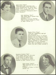 Page 9, 1955 Edition, Chesaning Union High School - Indian Yearbook (Chesaning, MI) online yearbook collection