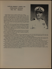 Page 11, 1970 Edition, Truxtun (DLGN 35) - Naval Cruise Book online yearbook collection