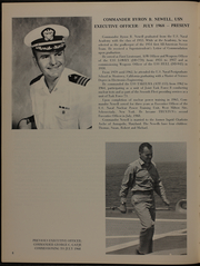 Page 12, 1970 Edition, Truxtun (DLGN 35) - Naval Cruise Book online yearbook collection