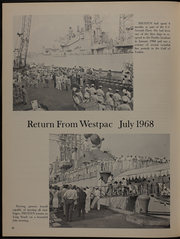 Page 14, 1970 Edition, Truxtun (DLGN 35) - Naval Cruise Book online yearbook collection