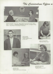 Page 10, 1959 Edition, Belding High School - Redskin Yearbook (Belding, MI) online yearbook collection
