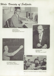 Page 11, 1959 Edition, Belding High School - Redskin Yearbook (Belding, MI) online yearbook collection