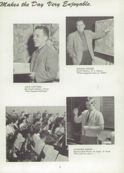 Page 13, 1959 Edition, Belding High School - Redskin Yearbook (Belding, MI) online yearbook collection