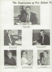 Page 8, 1959 Edition, Belding High School - Redskin Yearbook (Belding, MI) online yearbook collection