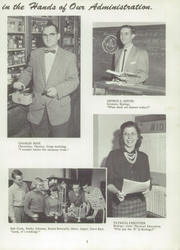 Page 9, 1959 Edition, Belding High School - Redskin Yearbook (Belding, MI) online yearbook collection