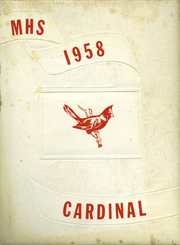Page 1, 1958 Edition, Millington High School - Cardinal Yearbook (Millington, MI) online yearbook collection