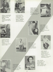 Page 10, 1958 Edition, Millington High School - Cardinal Yearbook (Millington, MI) online yearbook collection
