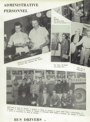 Page 13, 1958 Edition, Millington High School - Cardinal Yearbook (Millington, MI) online yearbook collection