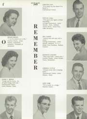 Page 17, 1958 Edition, Millington High School - Cardinal Yearbook (Millington, MI) online yearbook collection