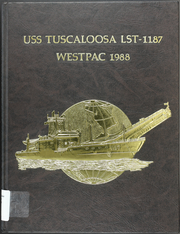 1988 Edition, Tuscaloosa (LST 1187) - Naval Cruise Book
