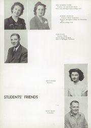 Page 12, 1948 Edition, Sparta High School - Spartan Yearbook (Sparta, MI) online yearbook collection