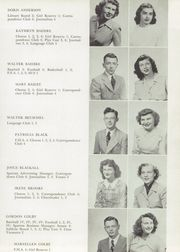 Page 15, 1948 Edition, Sparta High School - Spartan Yearbook (Sparta, MI) online yearbook collection