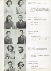 Page 16, 1948 Edition, Sparta High School - Spartan Yearbook (Sparta, MI) online yearbook collection