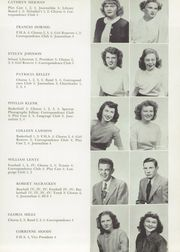 Page 17, 1948 Edition, Sparta High School - Spartan Yearbook (Sparta, MI) online yearbook collection