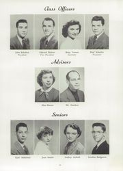 Page 15, 1950 Edition, Sparta High School - Spartan Yearbook (Sparta, MI) online yearbook collection
