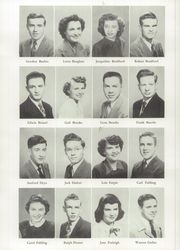 Page 16, 1950 Edition, Sparta High School - Spartan Yearbook (Sparta, MI) online yearbook collection