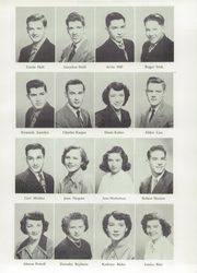 Page 17, 1950 Edition, Sparta High School - Spartan Yearbook (Sparta, MI) online yearbook collection