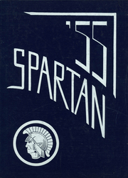 Page 1, 1955 Edition, Sparta High School - Spartan Yearbook (Sparta, MI) online yearbook collection