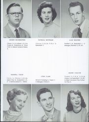 Page 17, 1955 Edition, Sparta High School - Spartan Yearbook (Sparta, MI) online yearbook collection