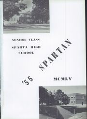 Page 5, 1955 Edition, Sparta High School - Spartan Yearbook (Sparta, MI) online yearbook collection