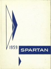 Page 1, 1959 Edition, Sparta High School - Spartan Yearbook (Sparta, MI) online yearbook collection