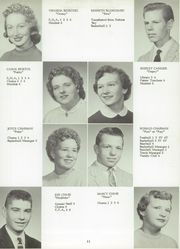 Page 15, 1959 Edition, Sparta High School - Spartan Yearbook (Sparta, MI) online yearbook collection