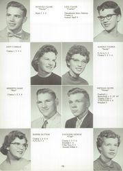 Page 16, 1959 Edition, Sparta High School - Spartan Yearbook (Sparta, MI) online yearbook collection