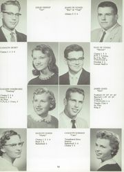 Page 17, 1959 Edition, Sparta High School - Spartan Yearbook (Sparta, MI) online yearbook collection