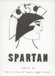 Page 5, 1959 Edition, Sparta High School - Spartan Yearbook (Sparta, MI) online yearbook collection