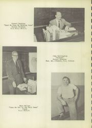 Page 10, 1951 Edition, Fowlerville High School - Commander Yearbook (Fowlerville, MI) online yearbook collection