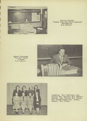 Page 11, 1951 Edition, Fowlerville High School - Commander Yearbook (Fowlerville, MI) online yearbook collection
