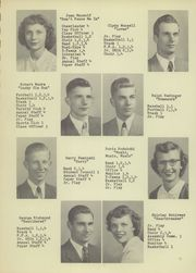 Page 17, 1951 Edition, Fowlerville High School - Commander Yearbook (Fowlerville, MI) online yearbook collection