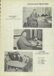 Page 7, 1951 Edition, Fowlerville High School - Commander Yearbook (Fowlerville, MI) online yearbook collection
