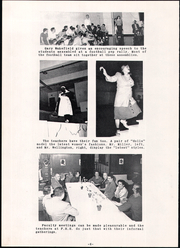 Page 10, 1954 Edition, Fowlerville High School - Commander Yearbook (Fowlerville, MI) online yearbook collection