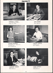 Page 13, 1954 Edition, Fowlerville High School - Commander Yearbook (Fowlerville, MI) online yearbook collection