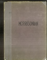 1937 Edition, Mount Morris High School - Morrissonian Yearbook (Mount Morris, MI)