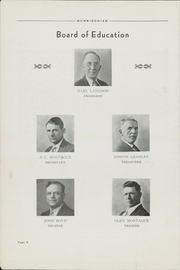 Page 10, 1937 Edition, Mount Morris High School - Morrissonian Yearbook (Mount Morris, MI) online yearbook collection