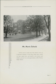 Page 11, 1937 Edition, Mount Morris High School - Morrissonian Yearbook (Mount Morris, MI) online yearbook collection