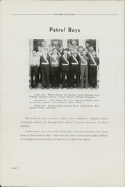 Page 12, 1937 Edition, Mount Morris High School - Morrissonian Yearbook (Mount Morris, MI) online yearbook collection
