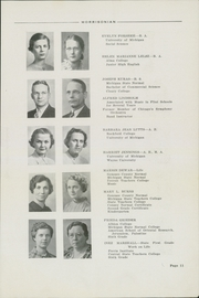 Page 15, 1937 Edition, Mount Morris High School - Morrissonian Yearbook (Mount Morris, MI) online yearbook collection
